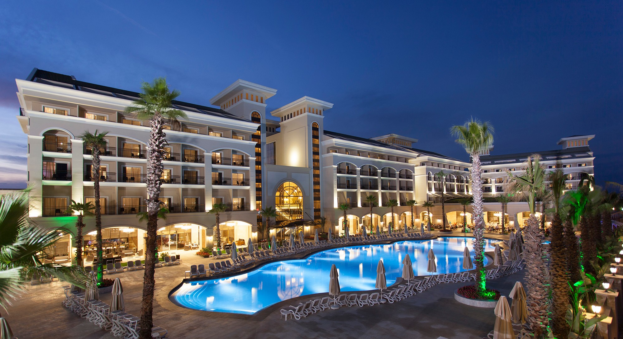 Alva donna exclusive belek unversal group for Exclusive hotel group